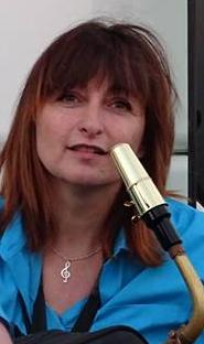 Claire au Sax Baryton