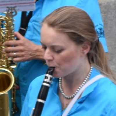 joanna à la Clarinette